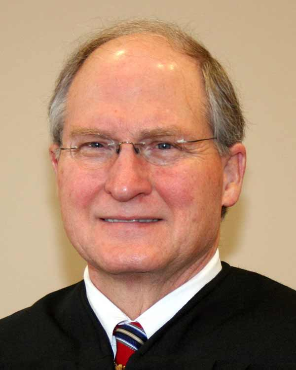 Chief Justice Waller